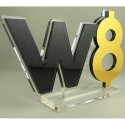Découpe spéciale W8